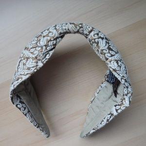 Baroque Headband GOLD